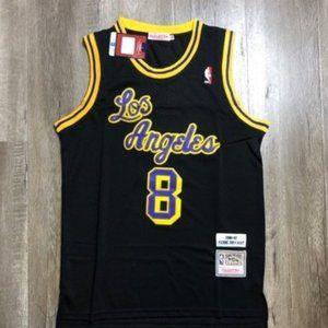 Kobe Bryant Vintage Jersey #8